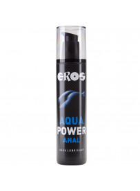 LUBRICANTE EROS AQUA POWER ANAL 250ML