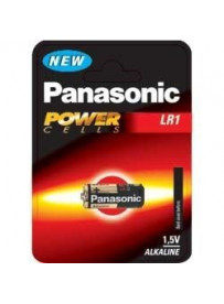 LR1 ALCALINA PANASONIC POWERCELLS