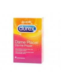 DUREX DAME PLACER 4 UNID