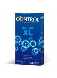PRESERVATIVOS CONTROL NATURE XL 12 UNID