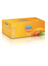 DUREX PLEASURE FRUITS 12 UNIDADES