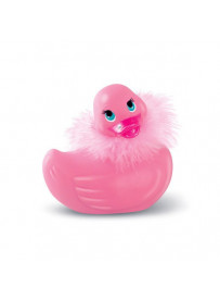 PATO VIBRADOR DUCKIE PARIS PINK MINI