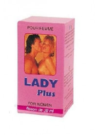 LADYPLUS FOR WOMAN 30ML POTENCIADOR DESEO SEXUAL