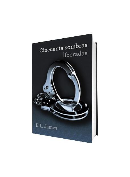 Libro 50 Sombras Liberadas - Castellano