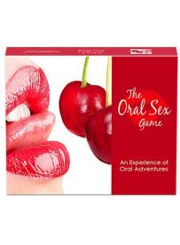 The Oral Sex Game - Juego de Pareja