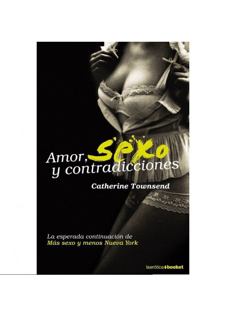 LIBRO AMOR, SEXO Y OTRAS CONTRADICCIONES