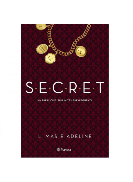 SECRET BY MARIE ADELINE (NOVELA)