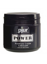POWER PREMIUM CREAM PERSONAL LUBRICANT 500 ML
